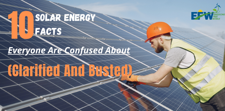 Top 10 solar energy facts